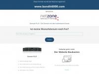 bandit6000.com Webseite Vorschau