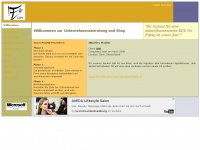 b9a.de Webseite Vorschau