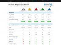 2mail2.com Webseite Vorschau