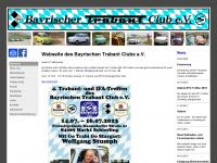 Bayerischer-trabant-club.de