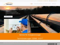 bellendorf-gmbh.de Webseite Vorschau