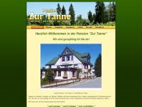 zur-tanne.harz.de Thumbnail