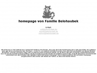 Belohaubek.de