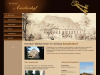 barockschloss-amalienhof.de