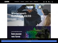 uvexsports.ch Webseite Vorschau