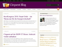 cirquent-blog.de
