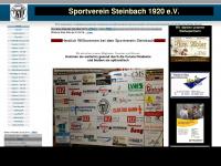 sportverein-steinbach.de