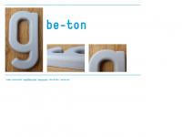 Be-ton.de