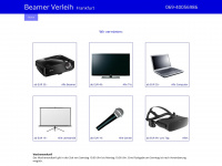 Beamer-verleih-frankfurt.de