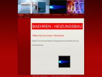 baehren-heizungsbau.de