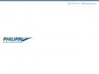 philippi-reisen.de Webseite Vorschau