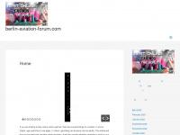 berlin-aviation-forum.com