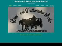 becker-brautkutschen.de