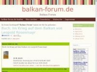 Balkan-forum.de