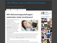 bezahlte-meinungsumfragen.de Thumbnail