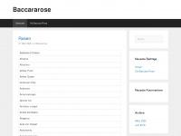 Baccararose.de