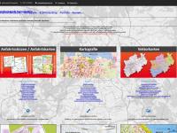 grebemaps.de Webseite Vorschau