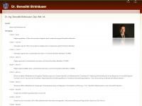 Birkhaeuser.info