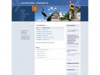 gemeinde-ohmden.de