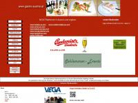 gastro-austria.at Webseite Vorschau