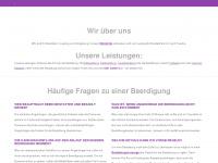 Bestattungshaus-uhlig.de