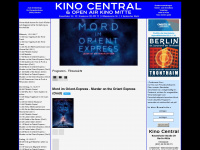 kino-central.de Webseite Vorschau