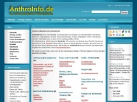 anthroinfo.de