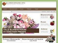 blumenversand online g nstig blumen verschicken. Black Bedroom Furniture Sets. Home Design Ideas