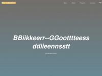 biker-gottesdienst.net Webseite Vorschau