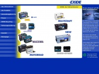 exide-automotive.de
