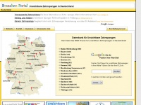 unsichtbare-zahnspange-deutschland.de Thumbnail