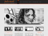 madlenkaniuth.de Webseite Vorschau