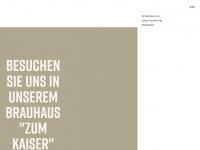 kaiser-brauerei.de