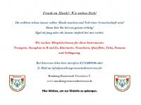 Blasorchesteruetersen.de