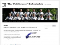 blau-weiss-cometen.com