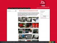 brandschutz-vilser.de Webseite Vorschau