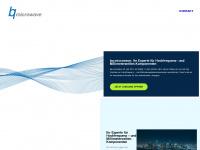 bq-microwave.de Webseite Vorschau