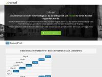 x3n.de Webseite Vorschau