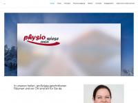 physiowiese.de Webseite Vorschau