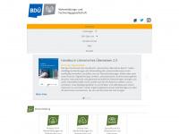 bdue-fachverlag.de Webseite Vorschau