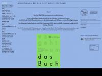 kurt-wolff-stiftung.de