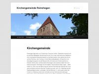 kirchengemeinde-reinshagen.de Webseite Vorschau