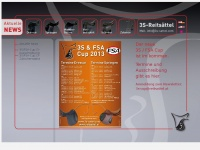 3s-sattel.com Webseite Vorschau