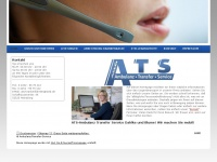 ambulanz-transfer-service.de Webseite Vorschau