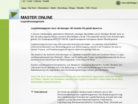 loma.uni-stuttgart.de Webseite Vorschau