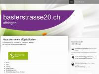 Baslerstrasse20.ch