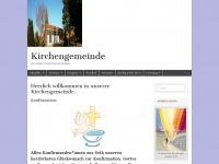 kirchengemeinde-stuvenborn-seth-sievershuetten.de Webseite Vorschau