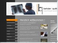 bq-medizinrecht.de Webseite Vorschau