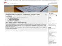 information4competitiveintelligence.de
