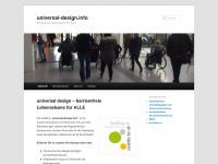 universal-design.info Thumbnail